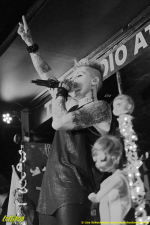 Otep - Webster Hall NYC, NY June 2017 | Photos by Lisa Schuchmann