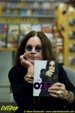 Ozzy Osbourne - Barnes and Noble Skokie, IL January 2010 | Photos by Adam Bielawski