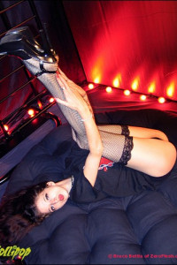 PaAmela | SheDevil Shots | Photos by Bruce Bettis