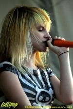 Paramore - Warped Tour Milwaukee, WI July 2007 | Photos by Alison Krick