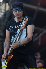 Phil Campbell & The Bastard Sons - Hellfest Clisson, France June 2017 | Photos by Burcu Ergin