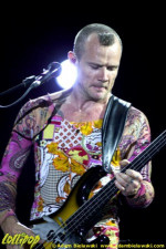 Red Hot Chili Peppers - Lollapalooza Chicago, IL August 2006 | Photos by Adam Bielawski