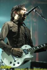 Rise Against - Aragon Chicago, IL December 2006 | Photos by Adam Bielawski