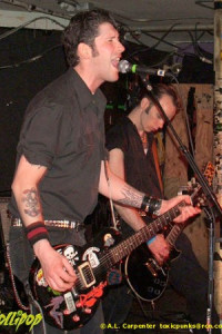 Rock City Crimewave - Middle East Cafe Cambridge, MA February 2005 | Photos by A.L. Carpenter