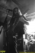 Rotting Christ - Brighton Music Hall Allston, MA September 2016 | Photos by Lisa Schuchmann