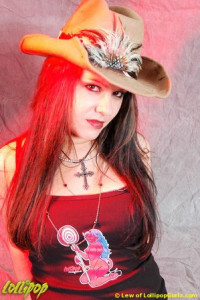 Sarah | SheDevil Cowgirl | Photos by Lew Vividere
