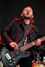 Seether - Louder Than Life Festival Louisville, KY October 2015 | Photos by Burcu Ergin