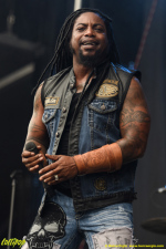 Sevendust - Louder Than Life Festival Louisville, KY October 2016 | Photos by Burcu Ergin