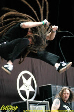 Shadows Fall - Ozzfest Chicago, IL July 2005 | Photos by Adam Bielawski