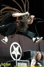 Shadows Fall - Ozzfest Chicago, IL July 2005 | Photos by Adam Bielawski