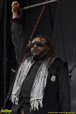 Skindred - Louder Than Life Festival Louisville, KY October 2016 | Photos by Burcu Ergin