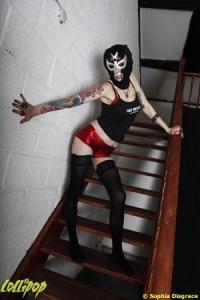 Sophia Disgrace | Lucha Libre
