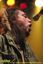 Soulfly - Newport Music Hall Columbus, OH September 2004 | Photos by Chris Casella