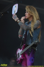 Steel Panther - Hellfest Clisson, France June 2017 | Photos by Burcu Ergin