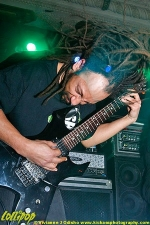 Suffocation - Metro Chicago, IL November 2006 | Photos by Vivianne J. Odisho