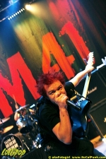 Sum 41 - House of Blues San Diego, CA January 2013 | Photos by akaFotogirl