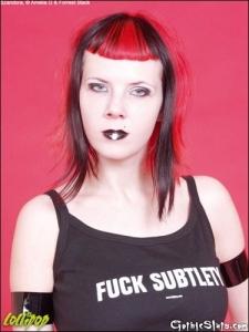 Szandora | Fuck Subtlety | Photos by Amelia G and Forrest Black