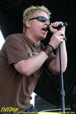 The Offspring - Warped Tour Columbus, OH June 2005 | Photos by Chris Casella