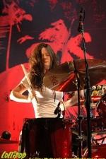 The White Stripes - Opera House Boston, MA September 2005 | Photos by Carina Mastrocola