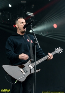 Tremonti - Louder Than Life Festival Louisville, KY October 2015 | Photos by Burcu Ergin