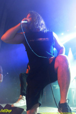 Unearth at New England Metal and Hardcore Festival Worcester, MA April 2016 | Photos by Lisa Schuchmann