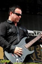 Volbeat - Rock on the Range Columbus, OH May 2012 | Photos by Adam Bielawski