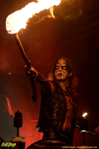 Watain - Hellfest Clisson, France June 2018 | Photos by Burcu Ergin