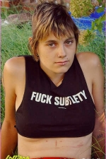 Xandr | Fuck Subtlety | Photos by Pia