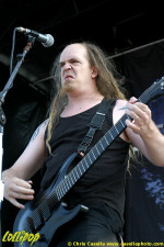 Strapping Young Lad - Ozzfest Columbus, OH July 2006 | Photos by Chris Casella