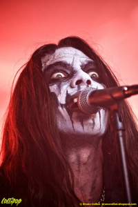 Carach Angren - Hellfest Clisson, France June 2015 | Photos by Bruno Colliot
