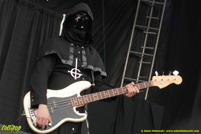 Ghost - Rock on the Range Columbus, OH May 2013 | Photos by Adam Bielawski