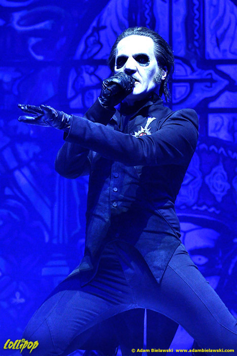 Ghost - Sonic Temple Festival Columbus, OH May 2019 | Photos by Adam Bielawski