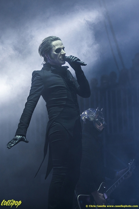 Ghost - Sonic Temple Festival Columbus, OH May 2019 | Photos by Chris Casella