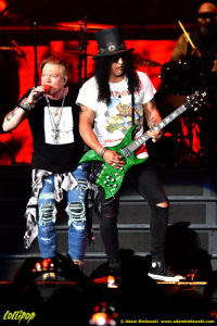 Guns N' Roses - Louder Than Life Festival Louisville, KY September 2019 | Photos by Adam Bielawski
