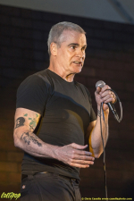 Henry Rollins - Sonic Temple Festival Columbus, OH May 2019 | Photos by Chris Casella