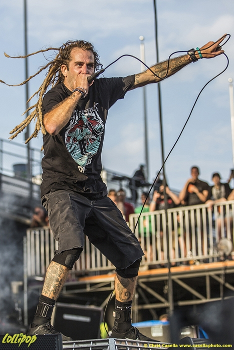 Lamb of God - Sonic Temple Festival Columbus, OH May 2019 | Photos by Chris Casella