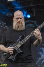 Meshuggah - Sonic Temple Festival Columbus, OH May 2019 | Photos by Chris Casella