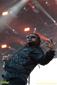 Skindred - Hellfest Clisson, France June 2019 | Photos by Burcu Ergin