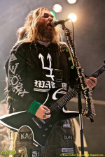 Soulfly - Motocultor Festival Brittany, France August 2016 | Photos by Bruno Colliot