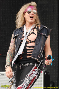 Steel Panther - Rock on the Range Columbus, OH May 2013 | Photos by Adam Bielawski
