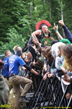 The Casualties - Motocultor Festival Brittany, France August 2019 | Photos by Bruno Colliot