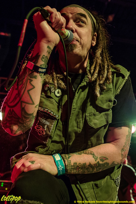 The Suicide Machines - The Starland Ballroom Sayreville, NJ November 2019   Photos by Vince Sadonis