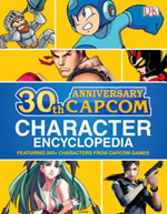 Capcom- 30th Anniversary Character Encyclopedia – Review