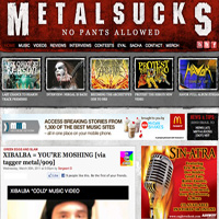 Metalsucks – Review