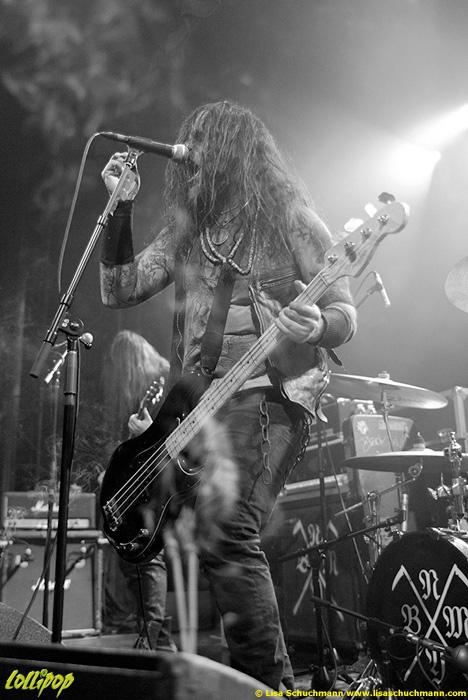 Black Anvil | Live Photos | Lollipop Magazine