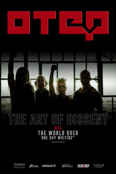 """Otep """"The Art of Dissent"""" Tour Dates – News"""