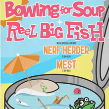 Reel Big Fish & Bowling For Soup Tour – News