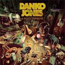 "Danko Jones Premieres ""Lipstick City"" – News"