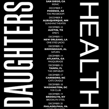 Daughters Announce North American Fall Tour – News